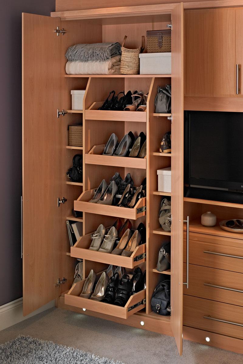 Bedroom Cabinet Design Plans